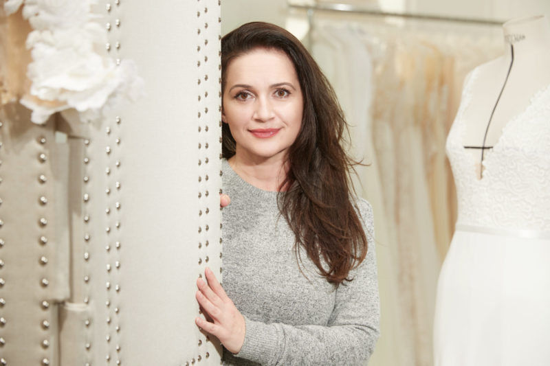 5 1 Interesting Facts About Wedding Dress Designer Anita Benes